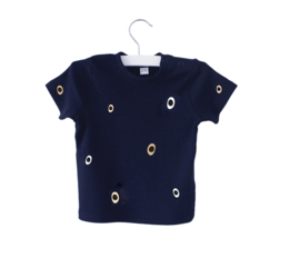 Shirt // Little Eyes - Navy