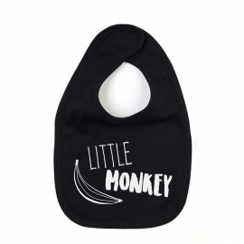 Slab // Little monkey - Zwart