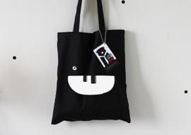 Cotton bag // Whale Hello