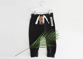 Baggy pants // I make the rules - Zwart