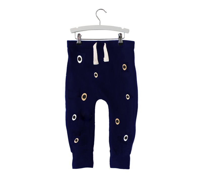 Baggy pants // Little Eyes - Navy