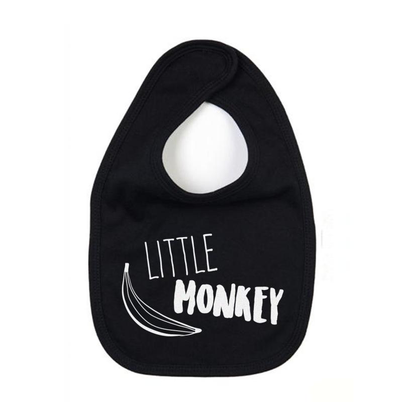 Slab // Little monkey - Zwart
