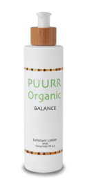 Organic Balance Exfoliant Lotion