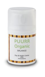 Organic Balance Day & Night Creme