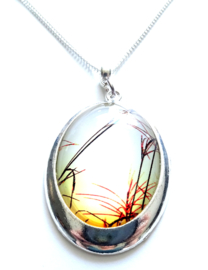 Ketting Floral Grass
