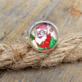 Ring Crazy Santa