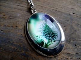 Ketting Floral Lavendel