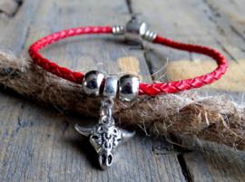 Armband Buffalo Red