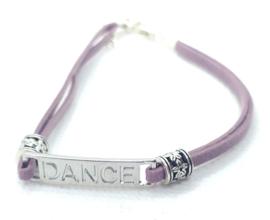 Enkelbandje Purple Dance
