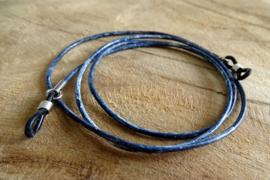 Brillenkoordje Vintage Cool Blue