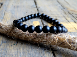 Armband BASIC Black