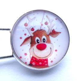 Sjaalspeld Rudolph