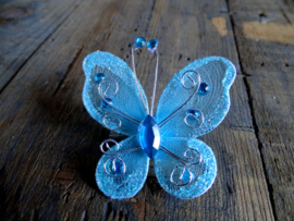Broche Bluewing