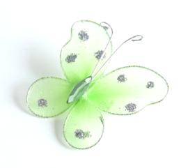 Broche Verde