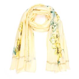 Sjaal Silk G