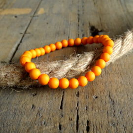 Armband BASIC Orange P