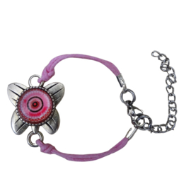 Armband Vlinder A