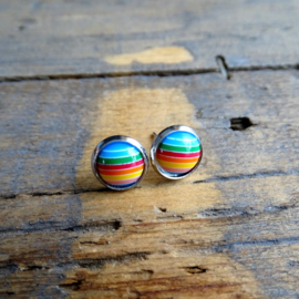 Oorknopjes Rainbow