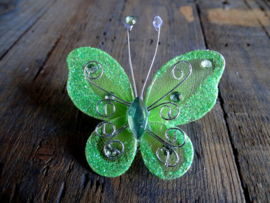 Broche Greenwing