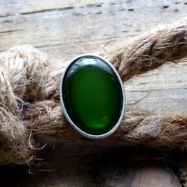 Ring Smaragd