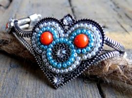 Armband Lovely Heart