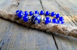 Armband Kobalt