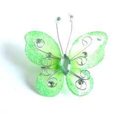 Broche Greenwing