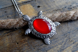 Ketting Schildpad Red