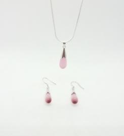 Set Druppel Pink