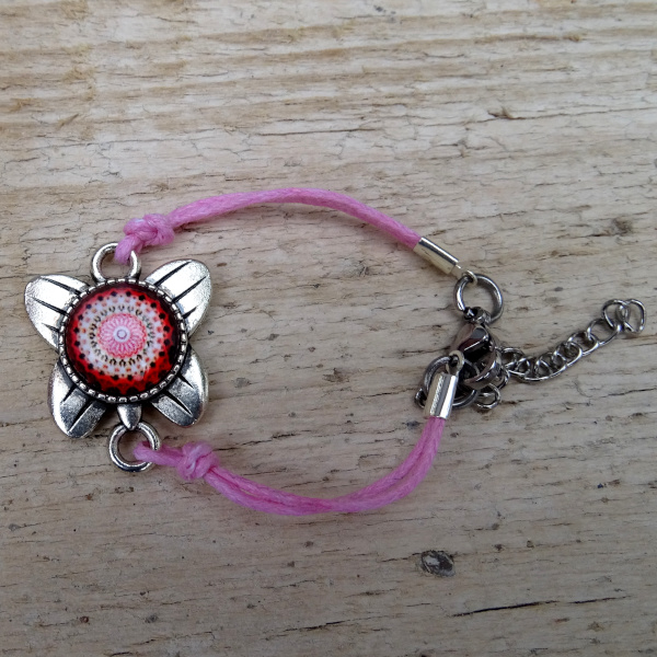 Armband Vlinder F