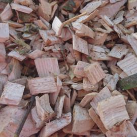 Houtsnippers beukenhout big bag 1 kuub
