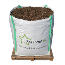 Houtsnippers compost big bag 1 kuub