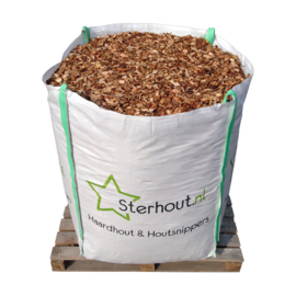 Houtsnippers douglas big bag 1 kuub