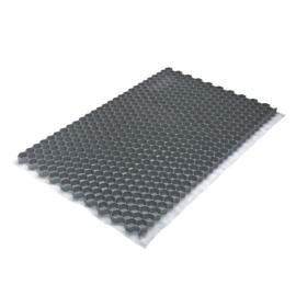 Grindmat 120 x 80 cm grijs