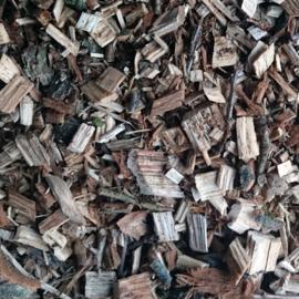 Houtsnippers eikenhout big bag 1 kuub