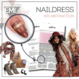 Naildress Slider Design #35 Abstraction