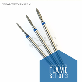 *Freesbit set - Flame 3