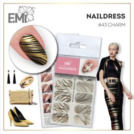 Set van 8 Nieuwe Naildress Designs