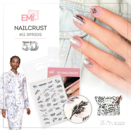 Nailcrust 5D #11 Sprigs