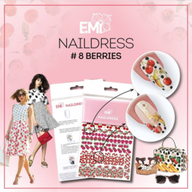 Naildress #8 Berries