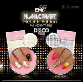 Nailcrust Disco Metallic edition #44