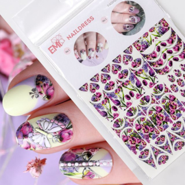 Naildress Spring Bouquet