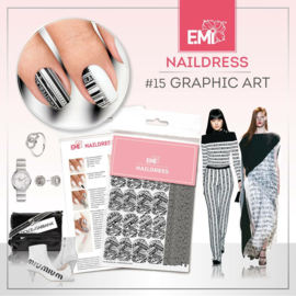 Naildress #15 Grafic Art