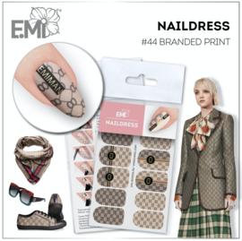 Naildress Slider Design #44 Branded Print