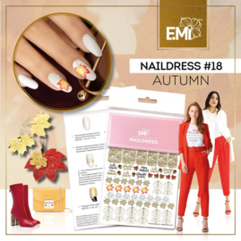 Naildress #18 Autumn