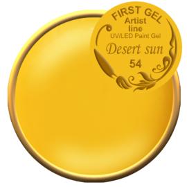 Desert Sun 54, 5g. Zonder plaklaag