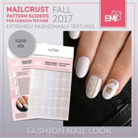 NAILCRUST Fashion texture #26