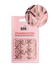 Charmicon 3D Silicone Stickers #93
