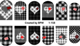 patchwork hearts 1-158