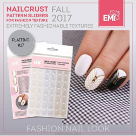 NAILCRUST Fashion texture #27